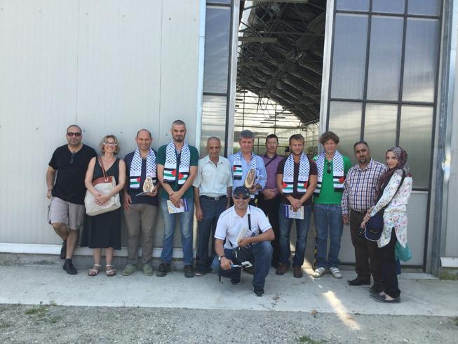 Delegazione palestinese (11)