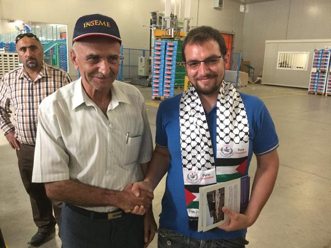 Delegazione palestinese (12)