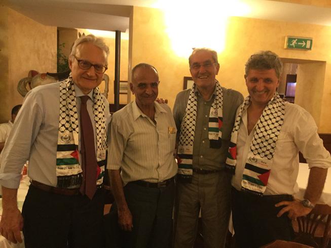 Delegazione palestinese (3)