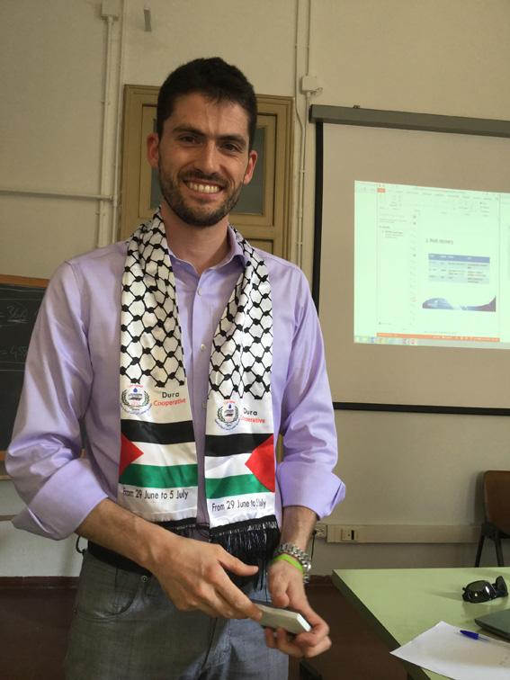 Delegazione palestinese (7)