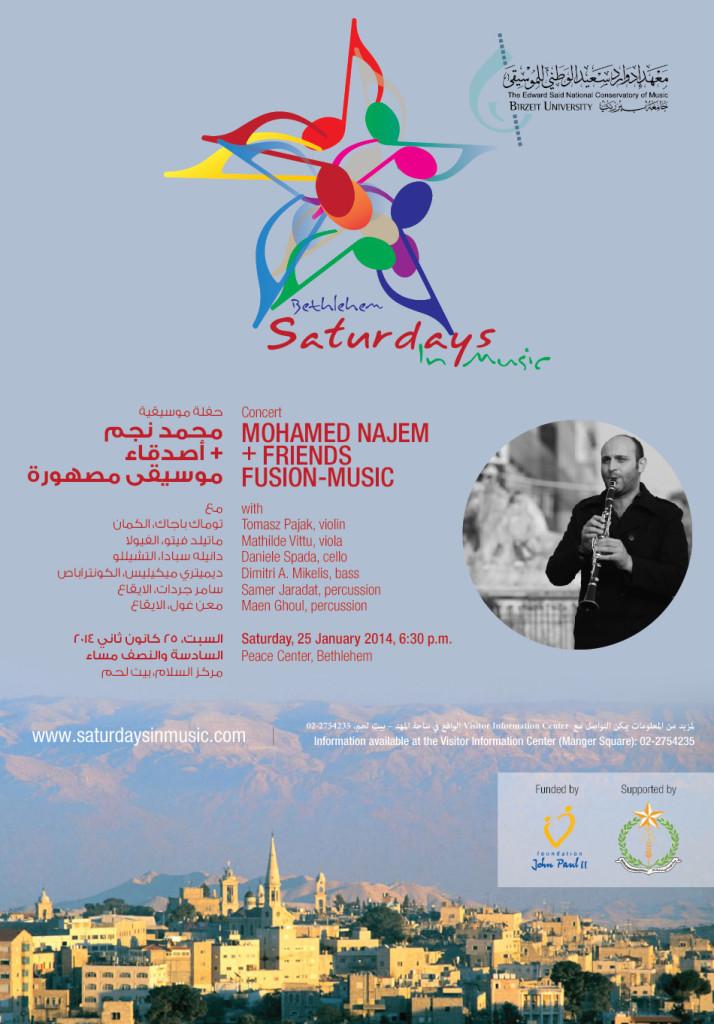 Saturdays in Music - 1