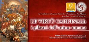 Le virtù cardinali