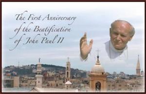 Anniversario beatificazione