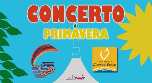 Banner Concerto di Primaver