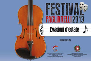 Festival Pagliarelli 2013