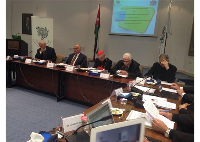 Incontro Interreligioso Amman