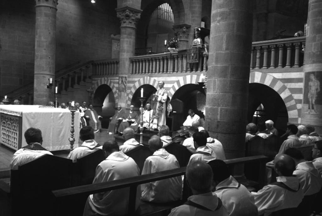 L'omelia del Vescovo Luciano presso la Cattedrale di Fiesole