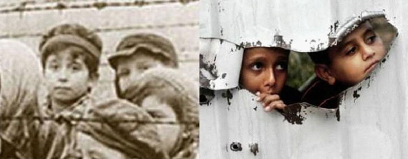 Palestina olocausto