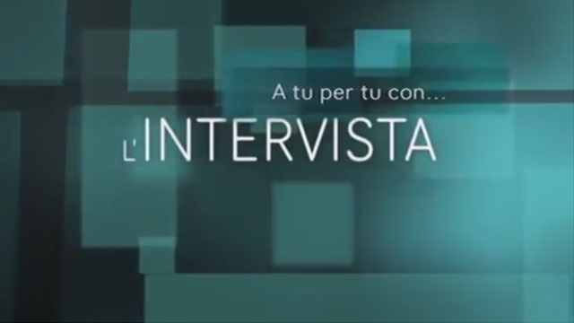 TV Prato-Intervista Renato Burigana