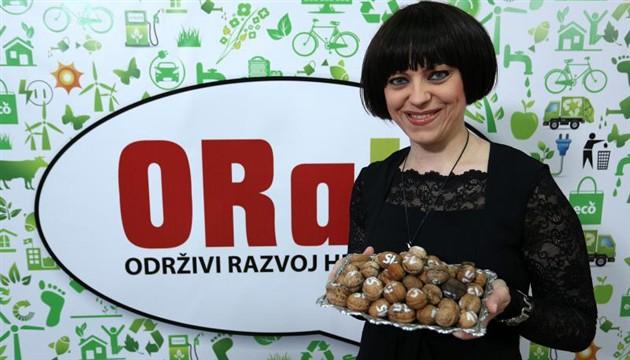 Mirela Holy, Presidente di OraH (Sviluppo sostenibile della Croazia - OraH)