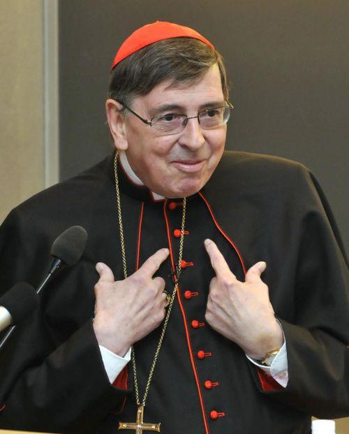 Il cardinale Kurt Koch, presidente del Pontificio Consiglio per l'unità dei cristiani