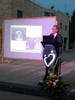 Discorso inaugurale di Axel Wernhoff, Console Generale di Svezia