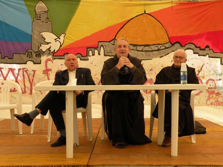 P. Eugenio Alliata (Studium Biblicum Franciscanum di Gerusalemme)