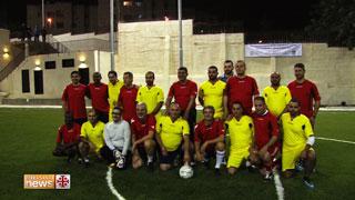 Una partita per Beit Hanina