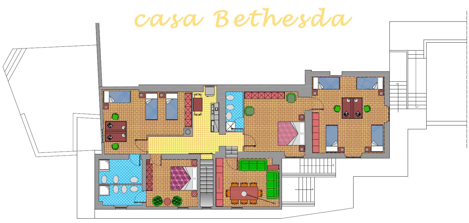 Casa Bethesda