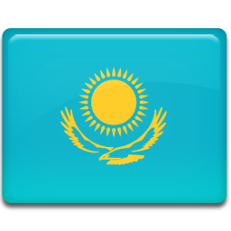 Kazakhstan-Flag-icon
