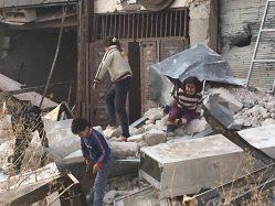 Cristiani in Siria: <hR> EMERGENZA