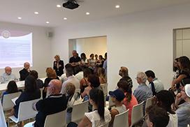 Inaugurazione dell'aula didattica della casa-museo del Beato Giuseppe Puglisi