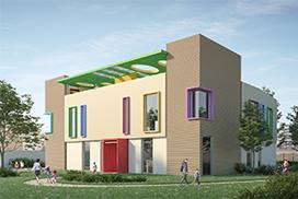 Consegna del progetto definitivo dell'asilo nido 'I piccoli di 3P' al Comune di Palermo