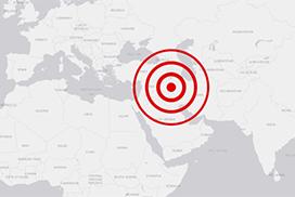 La situazione in Medio Oriente