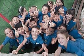 Sui pedali per i bambini di Betlemme