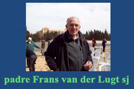 Ricordo di padre van der Lugt martire in Siria