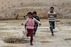 Aleppo, al via la missione umanitaria