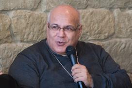 Incontro con Mons. César Essayan, Vicario Apostolico dei Latini in Libano