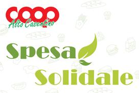 """Coop Alto Casentino e Fondazione Giovanni Paolo II hanno attivato il progetto """"Spesa solidale"""""""