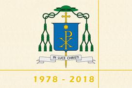 Festa a Pratovecchio per i 40 anni dall'ordinazione episcopale di mons. Giovannetti